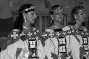 Damas del Temple