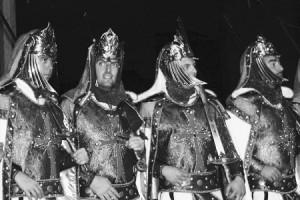 Jinetes del Temple
